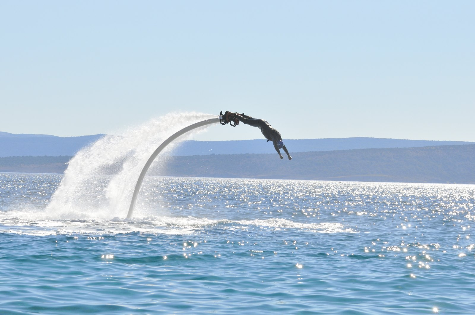 Flyboarder Professional